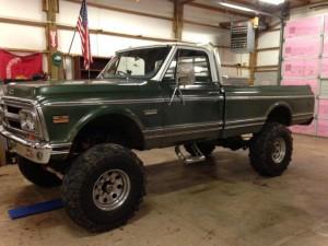 Classic Chevy Repair