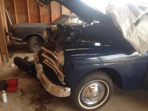 classic car repair mobile